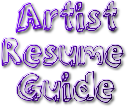 Artist-resume-guide5 3.12