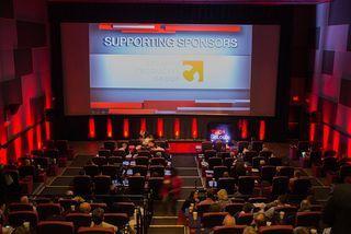 TEDx Theatre-Sponsor Screen