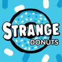 Strange Donuts logo