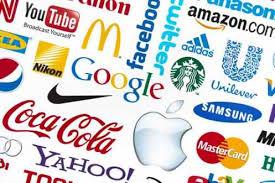 Brand strategy logos