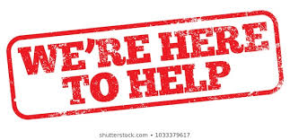 We're Here to Help!  5.05
