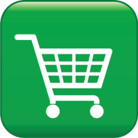 Ecommerce green cart #6