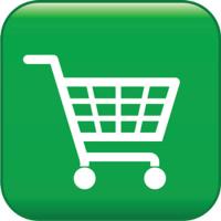 Ecommerce green cart #6