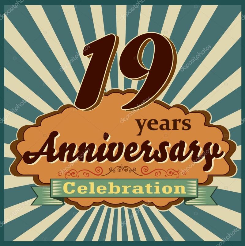 19th Anniversary #2