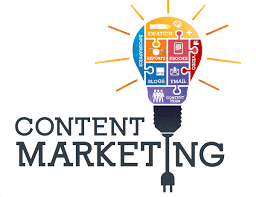 Content Marketing Lightbulb